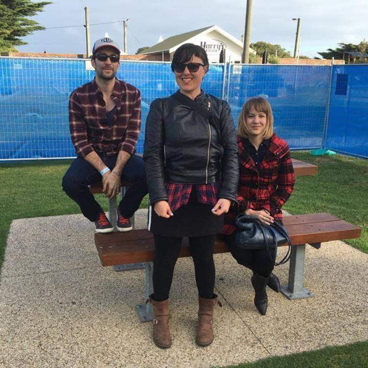Liz Stringer @ Queenscliff Music Festival - Queenscliff, Australia