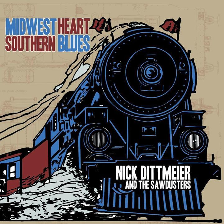 Nick Dittmeier & the Sawdusters Tour Dates