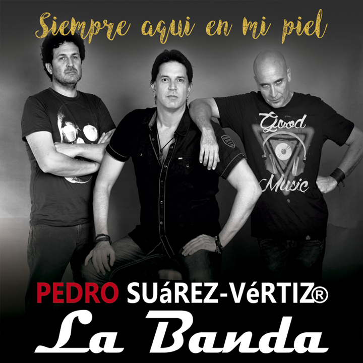Pedro Suarez-Vertiz La Banda Tour Dates
