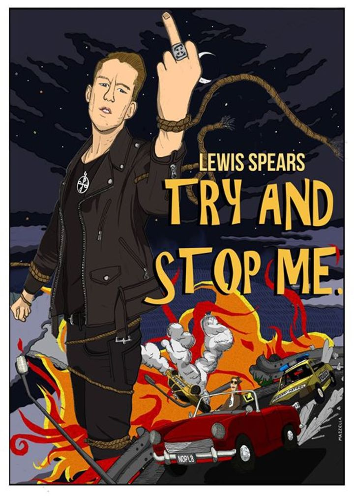Lewis Spears Tour Dates