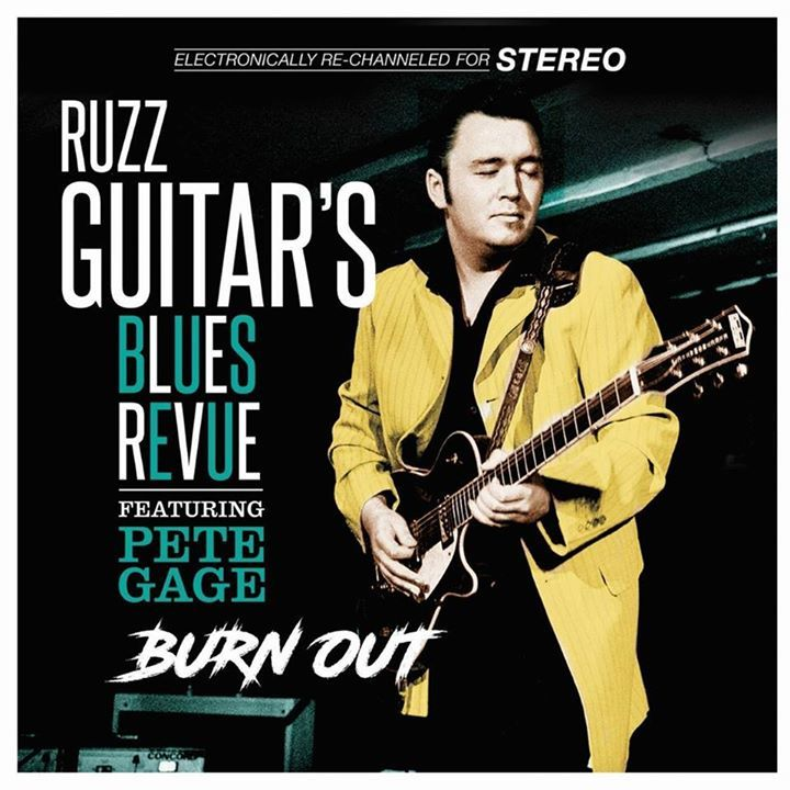 Ruzz Guitar's Blues Revue Tour Dates