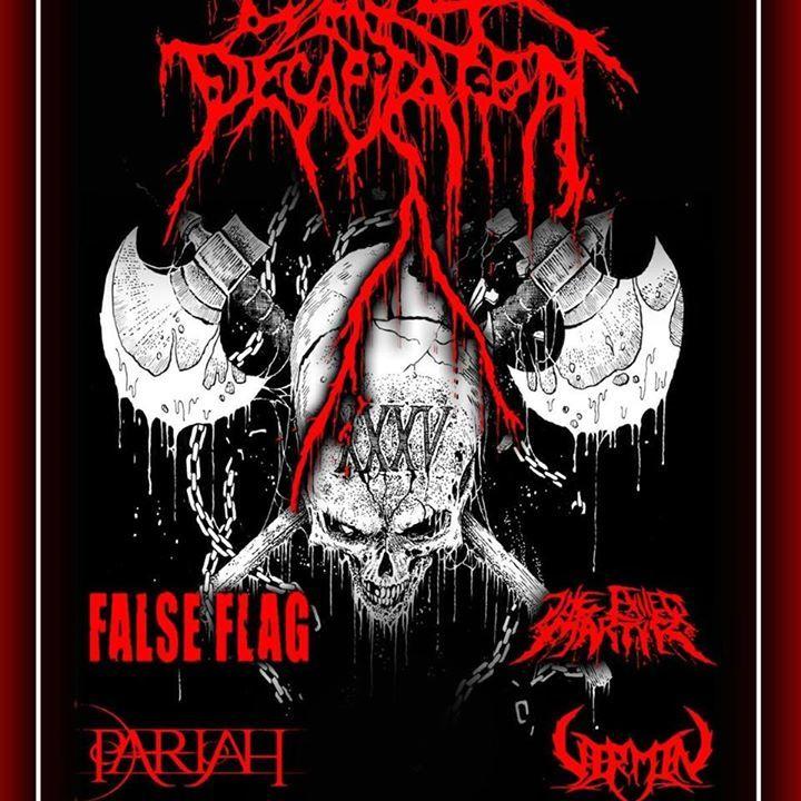 Vermin Tour Dates