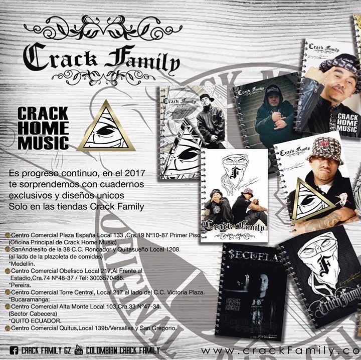 Crack Family Gz Tour Dates