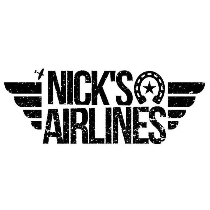 Nick's Airlines Tour Dates