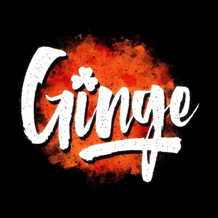 Ginge Tour Dates