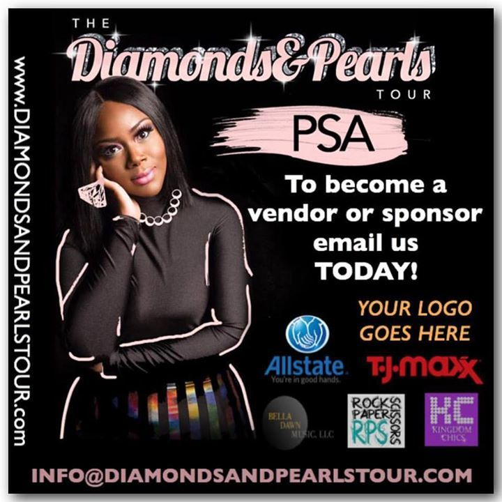 Diamonds And Pearls Tour Tour Dates