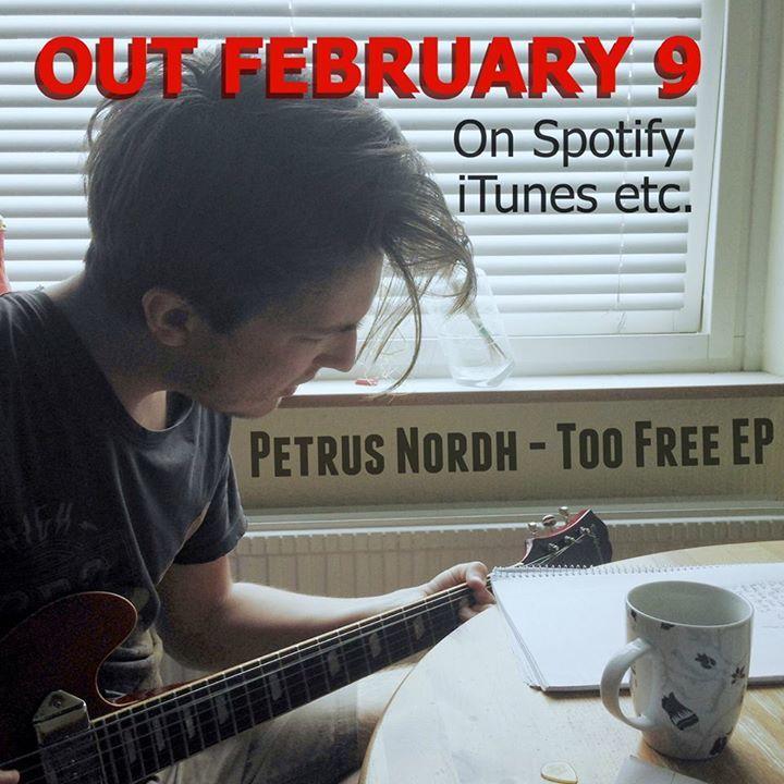 Petrus Nordh Tour Dates