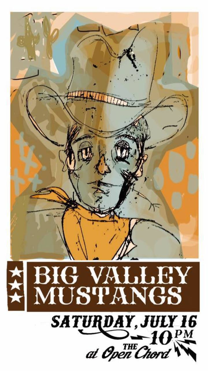 Big Valley Mustangs Tour Dates
