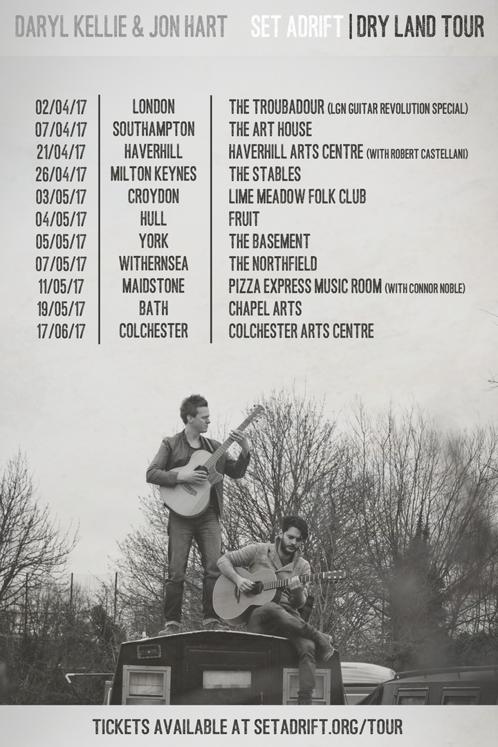 Jon Hart Music @ Haverhill Arts Centre - Haverhill, United Kingdom