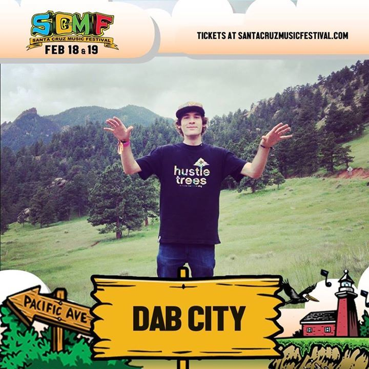 Dab City Tour Dates