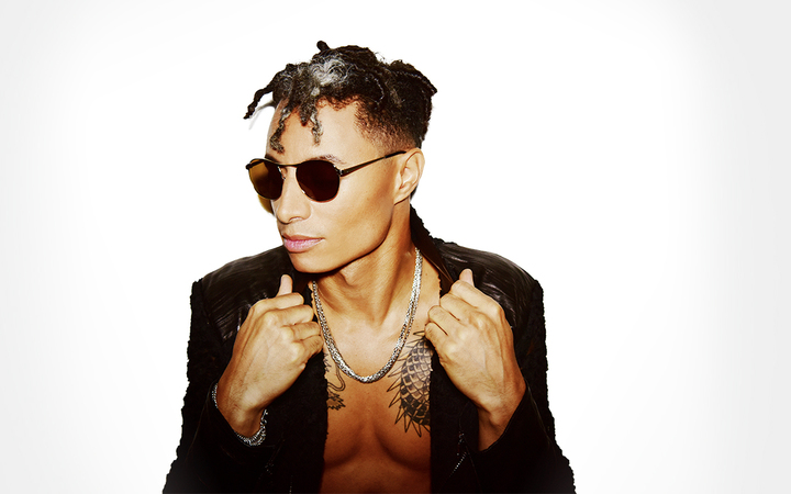 José James @ Guild Theater - Sacramento, CA