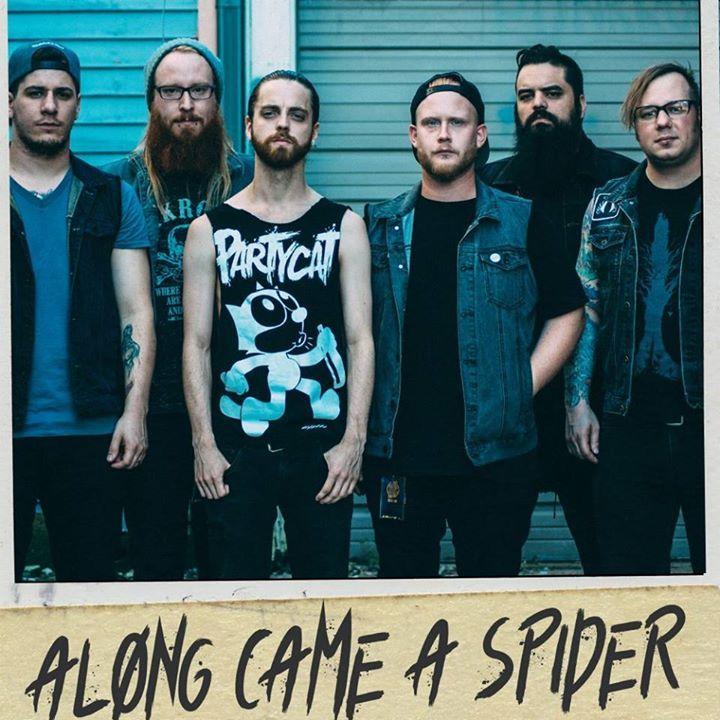 Along Came A Spider Tour Dates
