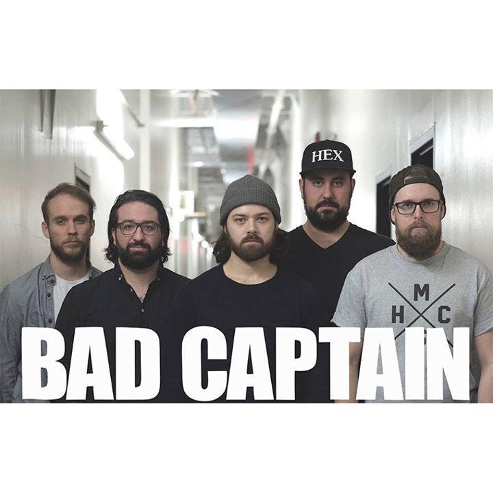 Bad Captain Tour Dates