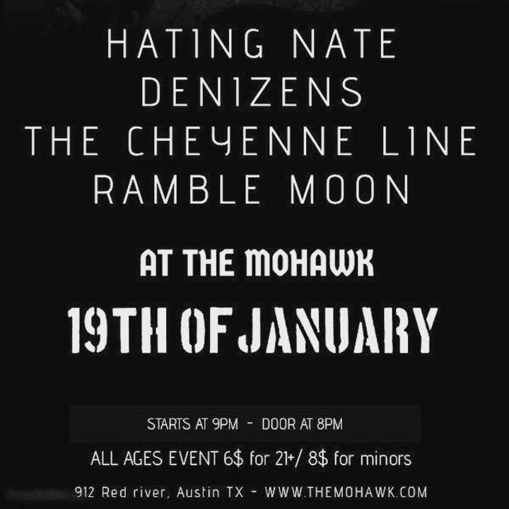 The Cheyenne Line Tour Dates