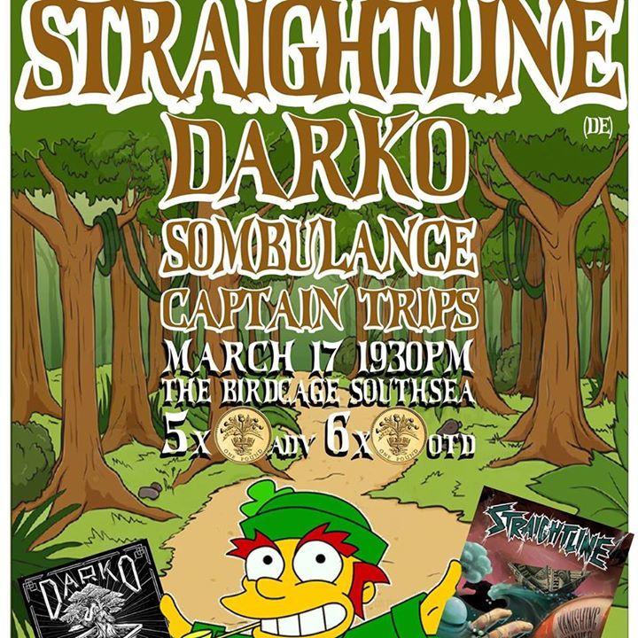 Sombulance Tour Dates