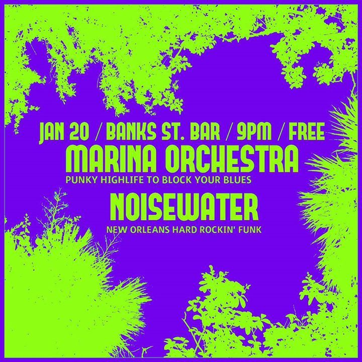 Marina Orchestra Tour Dates