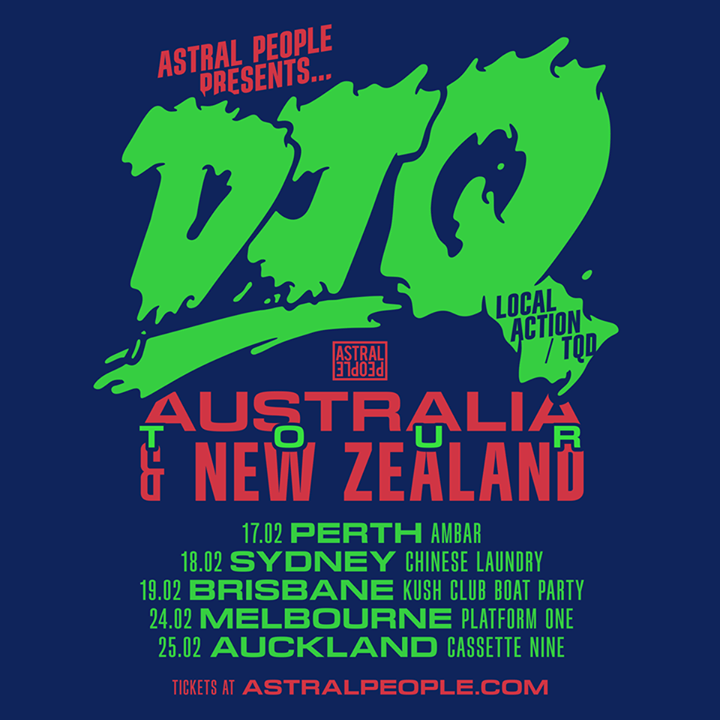 DJ Q Tour Dates