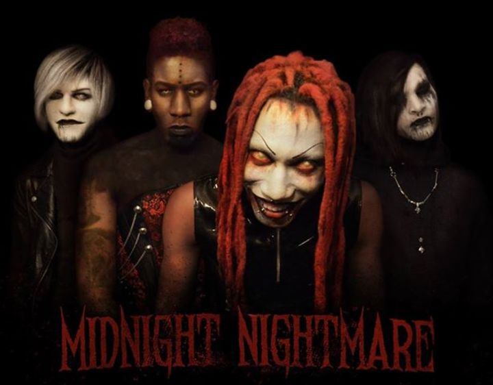 Midnight Nightmare Tour Dates