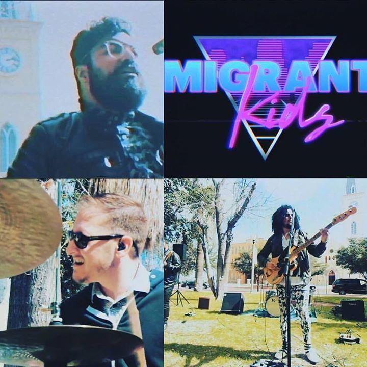Migrant Kids Tour Dates