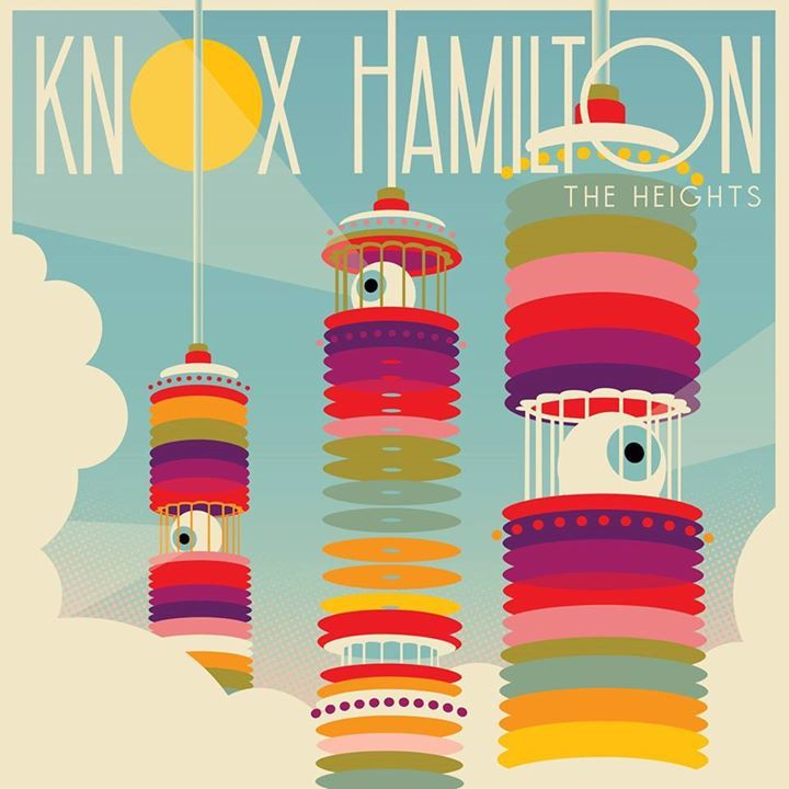 Knox Hamilton Tour Dates