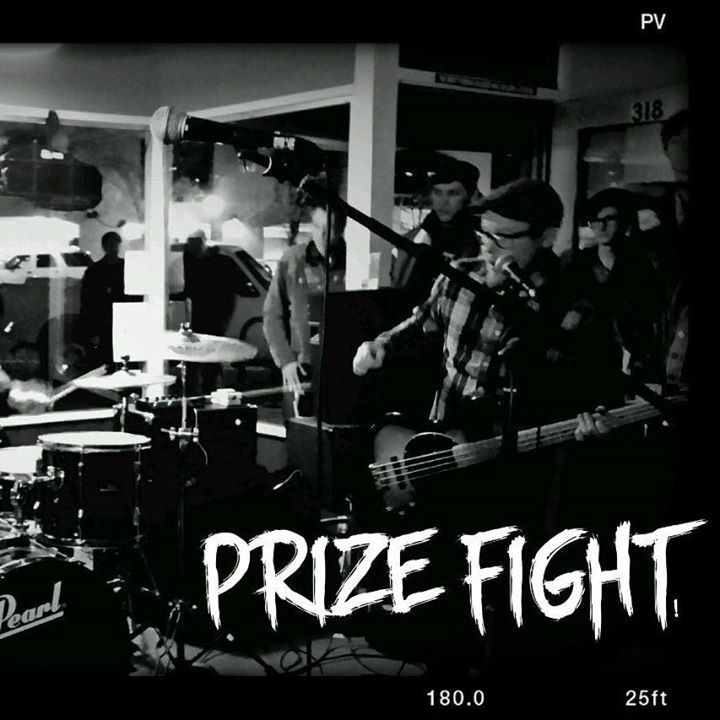 Prize Fight Tour Dates