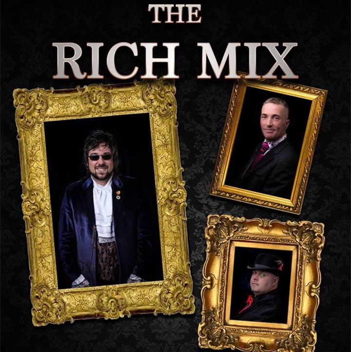 The Rich Mix @ Lickhill Manor Caravan Park - Stourport-On-Severn, United Kingdom