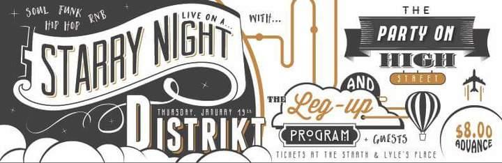The Leg-Up Program Tour Dates