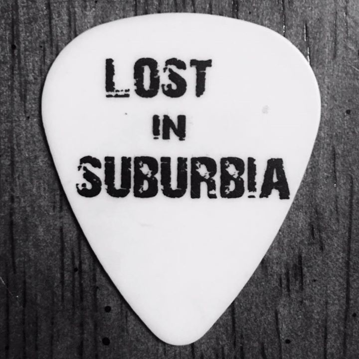 Lost In Suburbia - Band Tour Dates