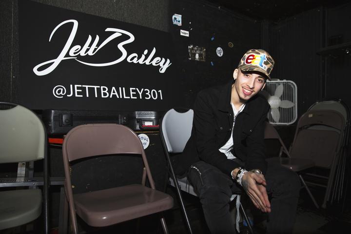 Jett Bailey Tour Dates