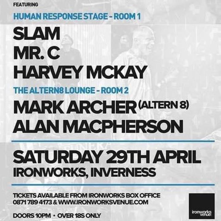 Alan MacPherson Tour Dates