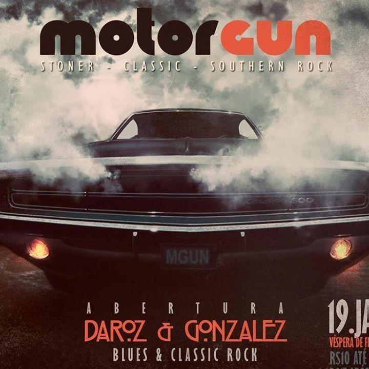 Motorgun Tour Dates