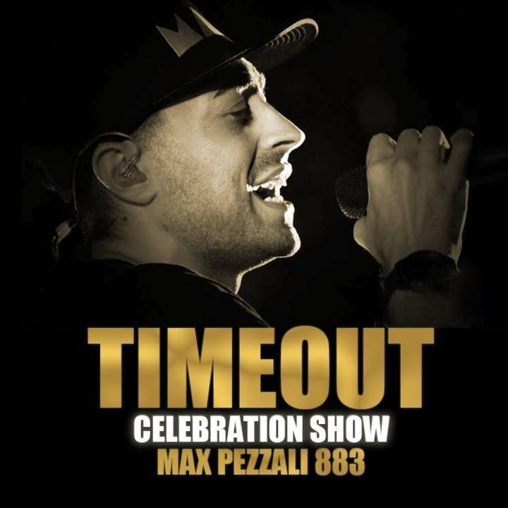 TIME OUT - Tribute Band Max Pezzali & 883 Tour Dates