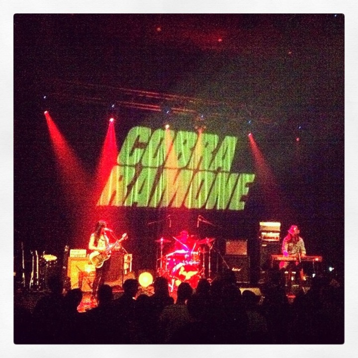 Cobra Ramone Music Tour Dates