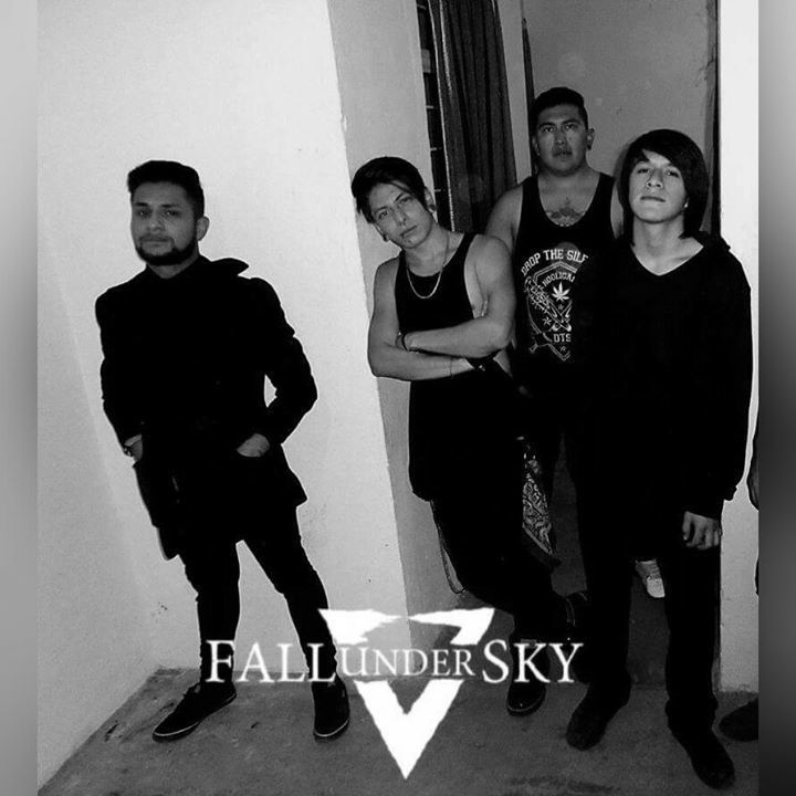 Fall Under Sky Tour Dates