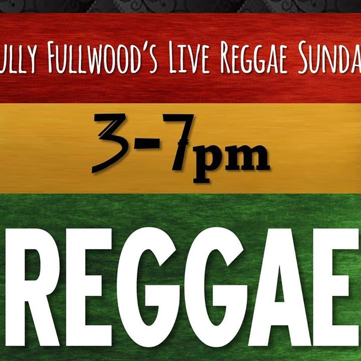 Fully Fullwood's LIVE Reggae Sundays Tour Dates