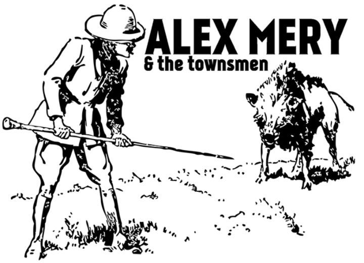 Alex Mery and The Townsmen Tour Dates