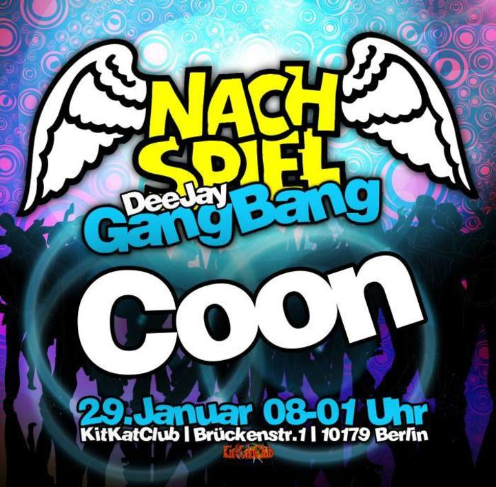 DJ Coon Tour Dates
