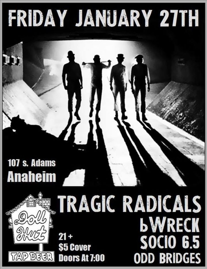 bWreck Tour Dates