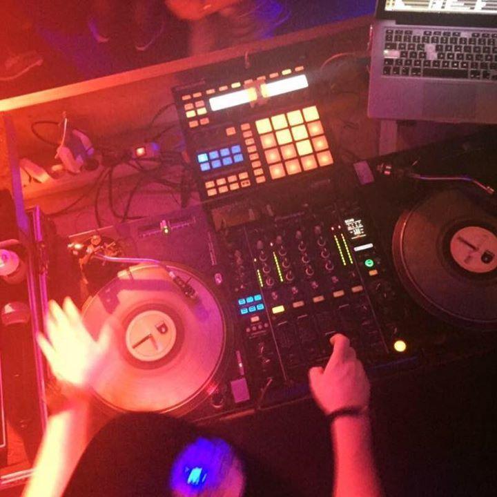 DJ . Phil.M Tour Dates