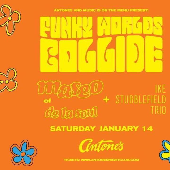 DJ Maseo and Friends Tour Dates