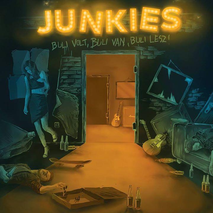 Junkies Tour Dates