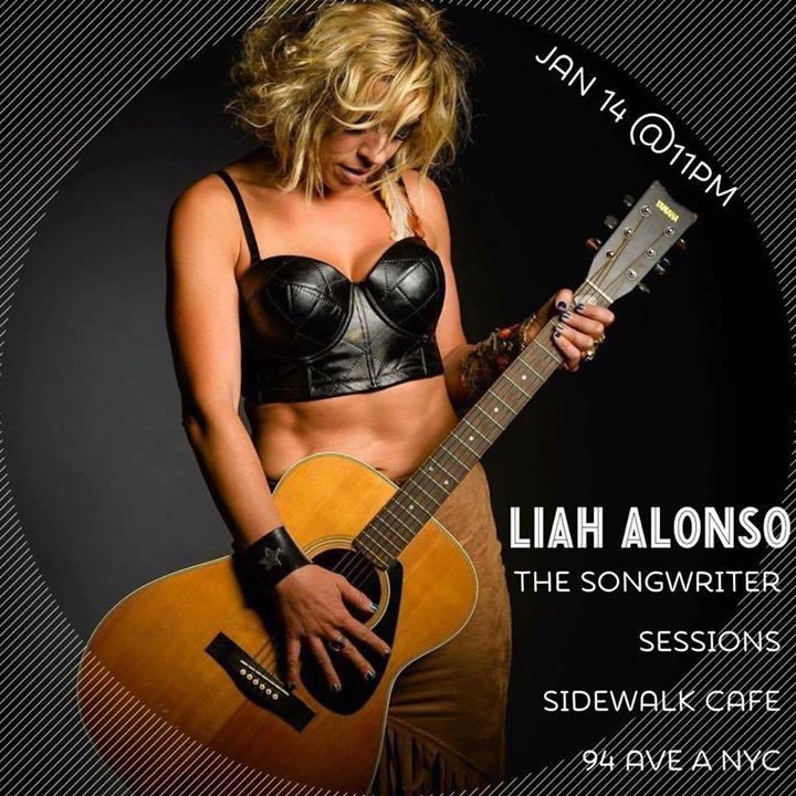 Liah Alonso Music Tour Dates