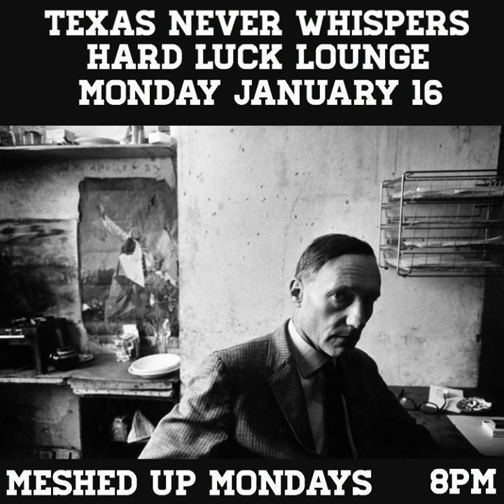 Texas Never Whispers Tour Dates