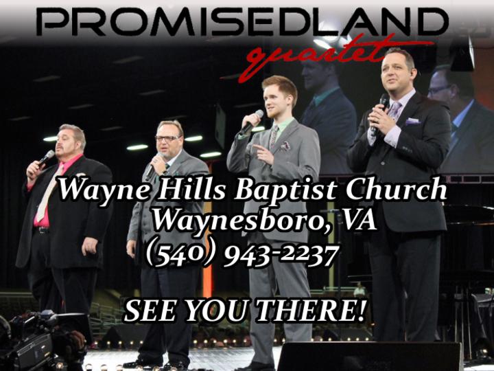 The PromisedLand Quartet @ Wayne Hills Baptist Church - Waynesboro, VA
