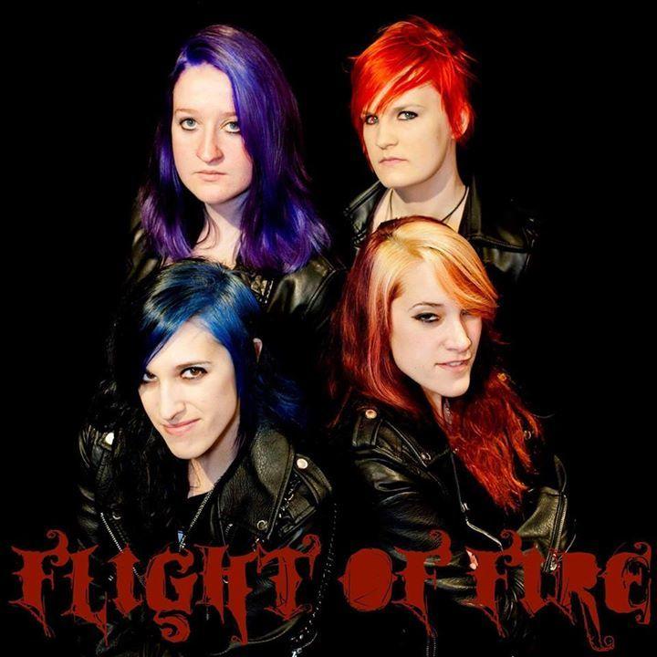 Flight of Fire Tour Dates