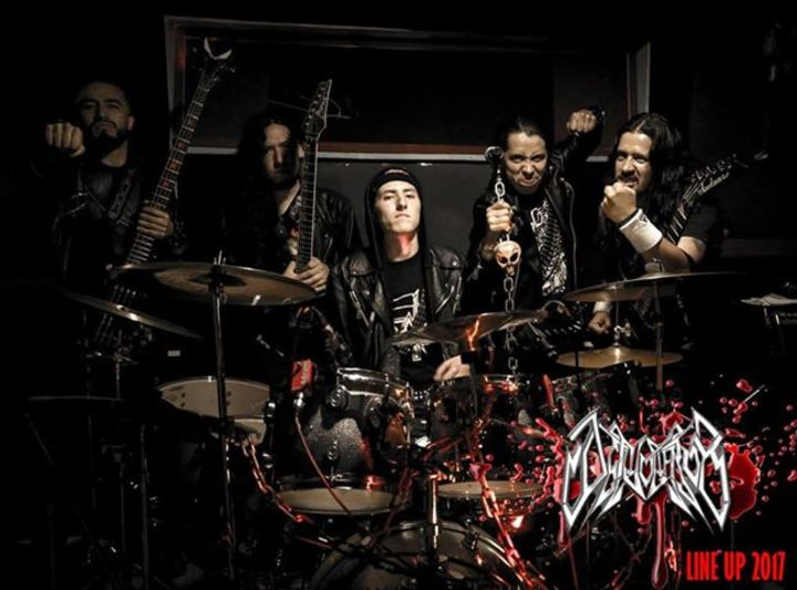 Demolator thrash metal Tour Dates