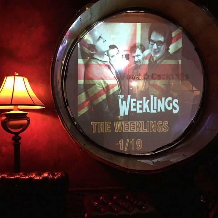 The Weeklings Tour Dates