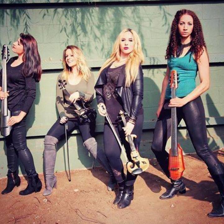 Saga Strings Tour Dates