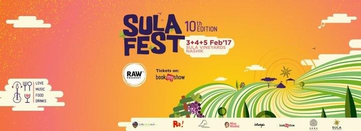 Ernesto Altés Molina @ Sula Festival - Nashik, India