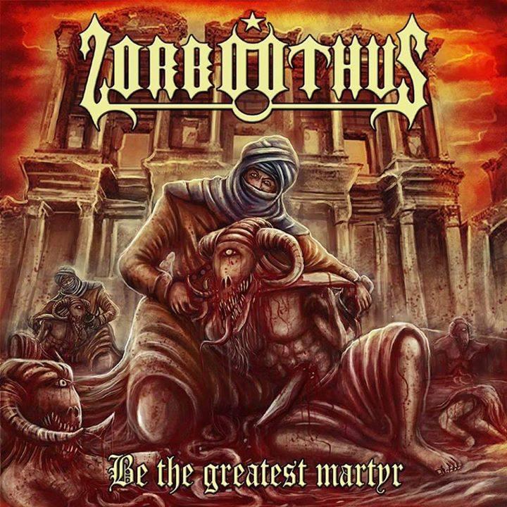 ZORBOOTHUS Tour Dates